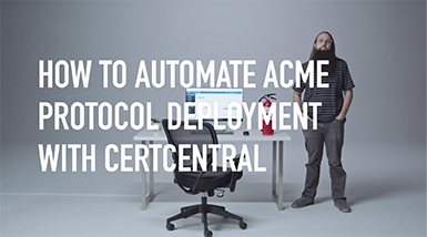 How to Automate ACME Protocol Deployment