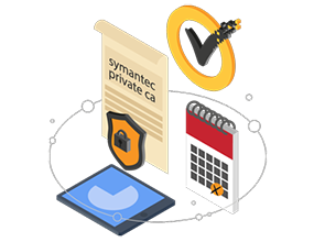Symantec Private Certification Authority Service (Private CA)